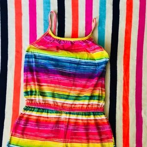 Girls 🌈 romper